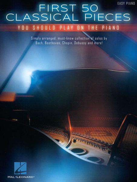 Hal Leonard 50 Classical Pieces Piano
