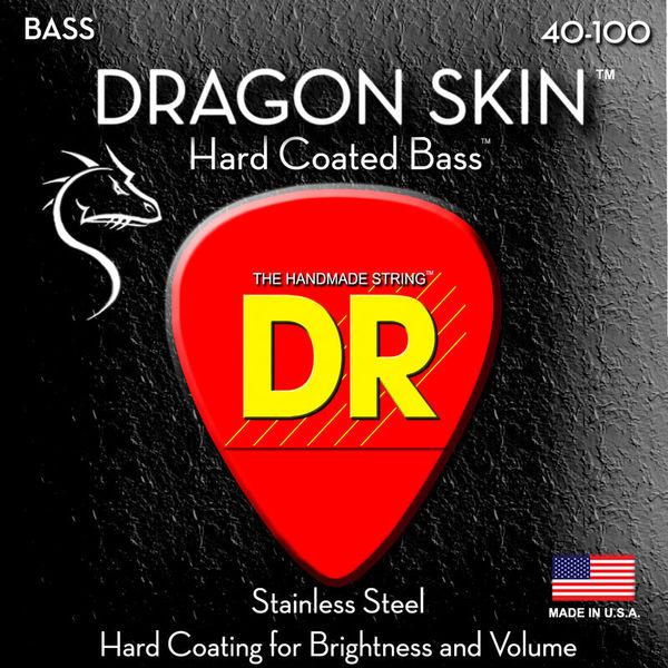 DR Strings DR Dragon Skin 4 040-100 L