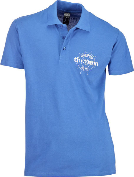 Thomann Polo-Shirt Blue L