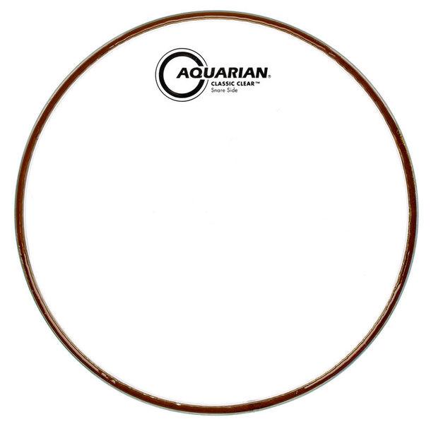 "Aquarian 10"" Classic Clear Resonant"