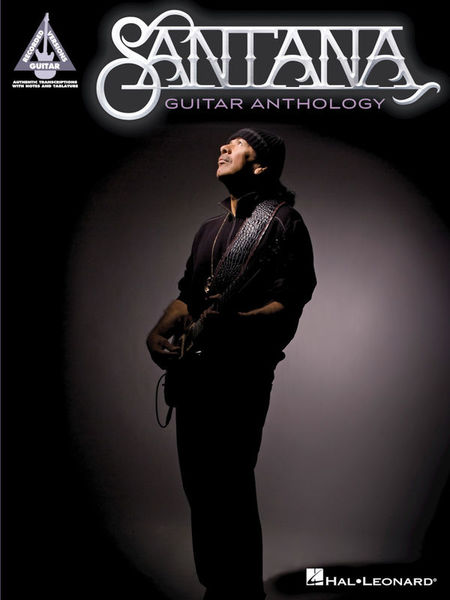 Hal Leonard Santana Guitar Anthology
