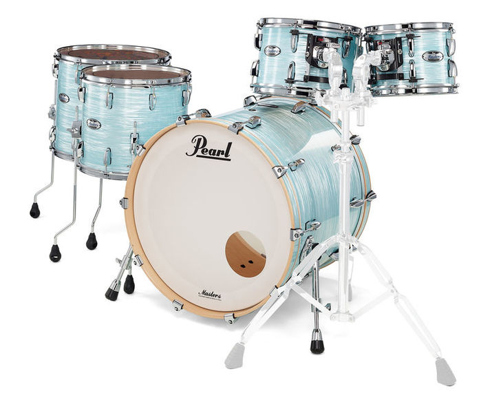 Pearl Masters Maple Compl. 5pc #414