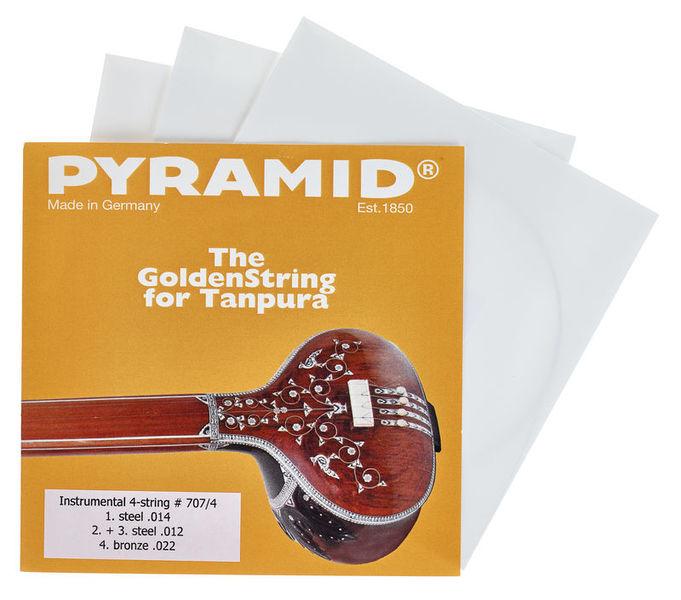 Pyramid 707/4 Tanpura Instrumental 4-S