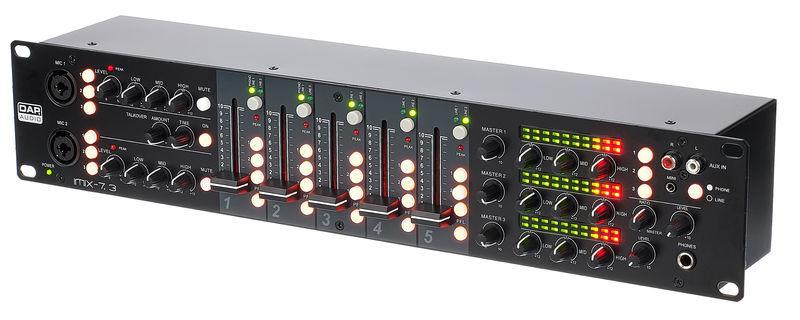 DAP-Audio IMIX-7.3
