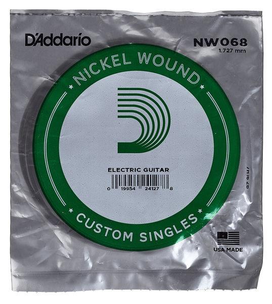 Daddario NW068 Single String