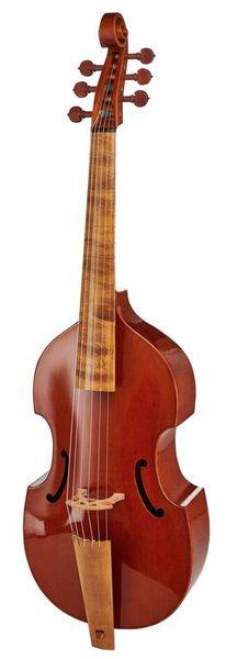 Scala Vilagio 6-string Bass Viol Set