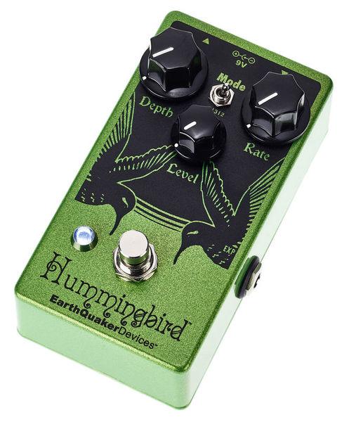EarthQuaker Devices Hummingbird V4 Rep Percussions