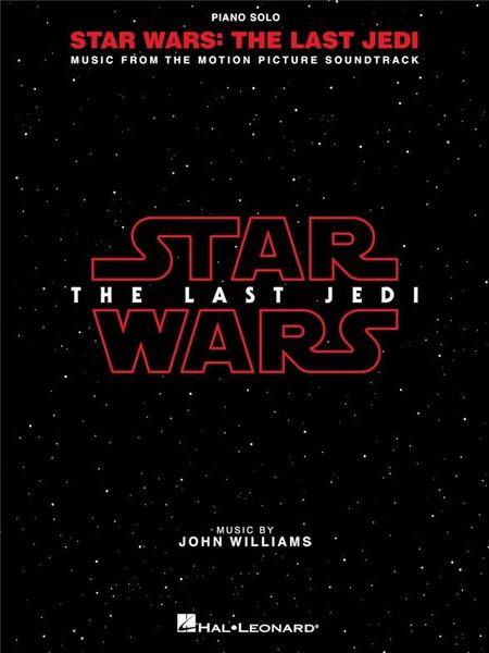 Hal Leonard Star Wars-The Last Jedi Piano
