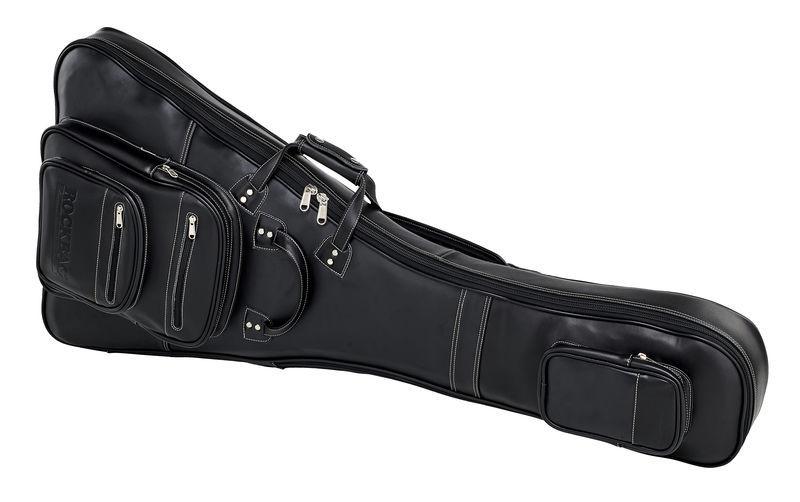 Rockbag RockBag Leather Gigbag V Style