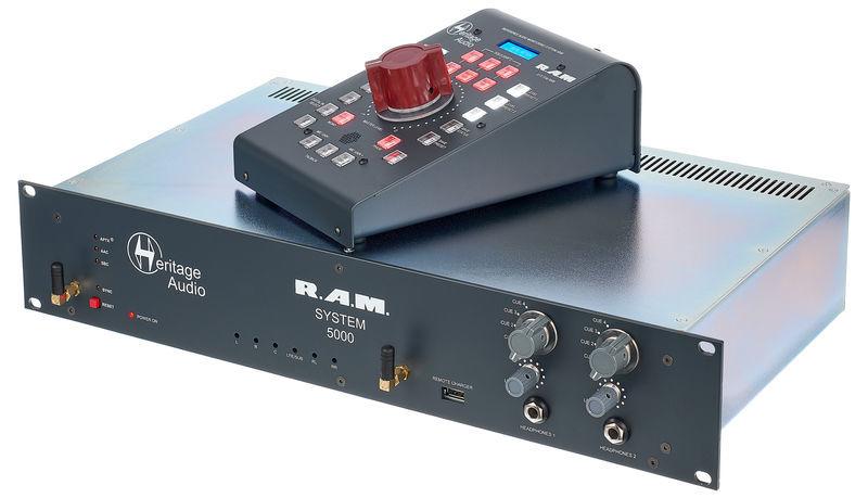 Heritage Audio RAM System 5000