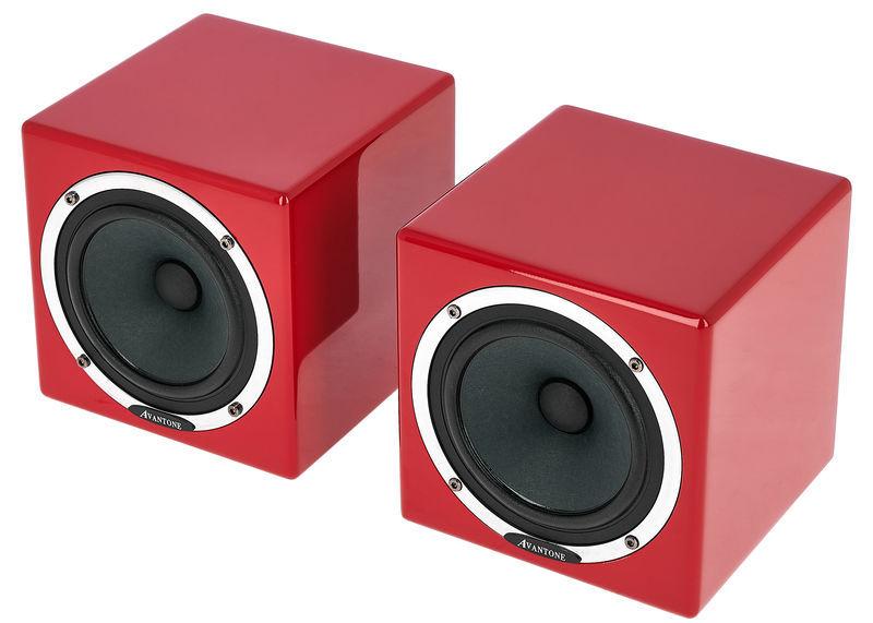 Avantone MixCubes Active Red