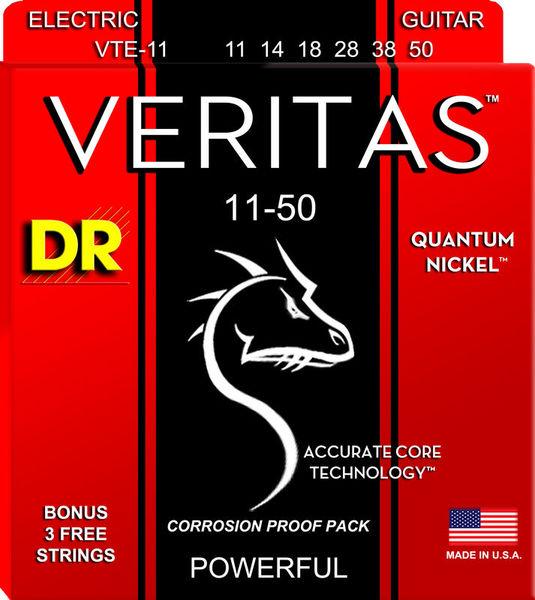 DR Strings DR Veritas .011-.050