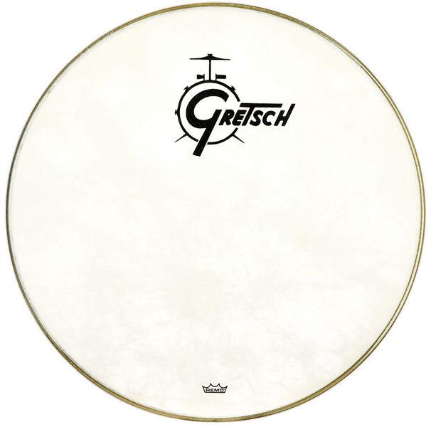 """Gretsch Drums 20"""" Fiberskyn Bass Drum Head"""