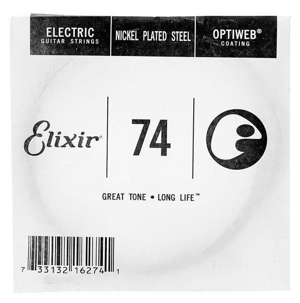 Elixir 0.74 Optiweb Electric Guitar