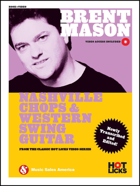 Hal Leonard Nashville Chops &Western Swing