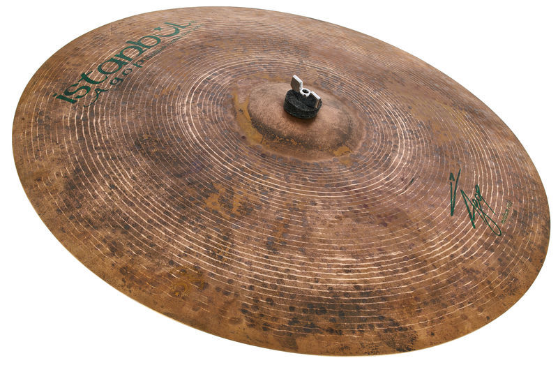 """Istanbul Agop 22"""" Agop Signature med. Ride"""