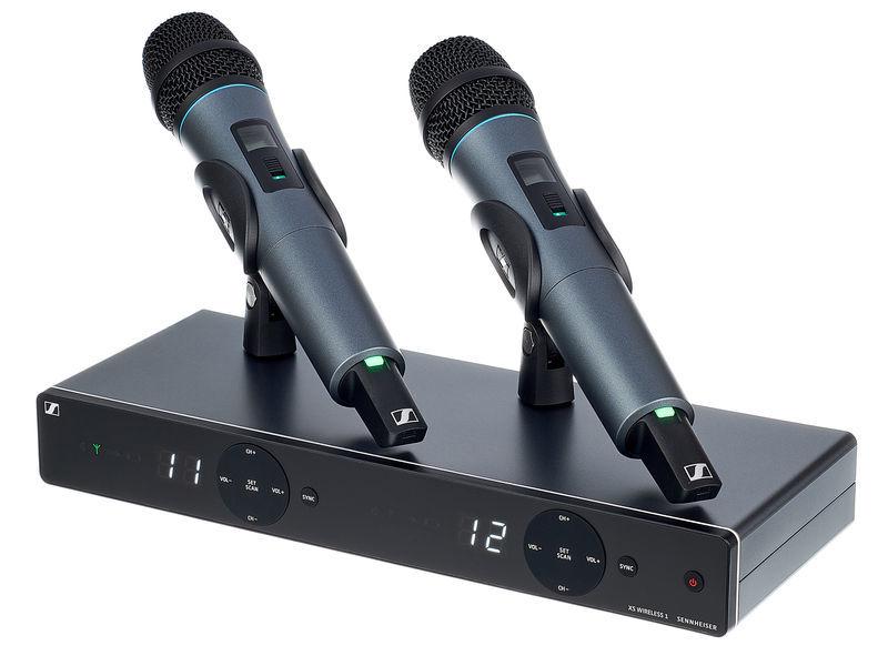 Sennheiser XSW 1-825 Dual C-Band Vocal