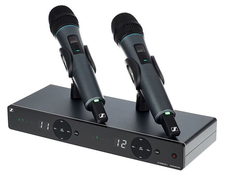 Sennheiser XSW 1-825 Dual E-Band Vocal