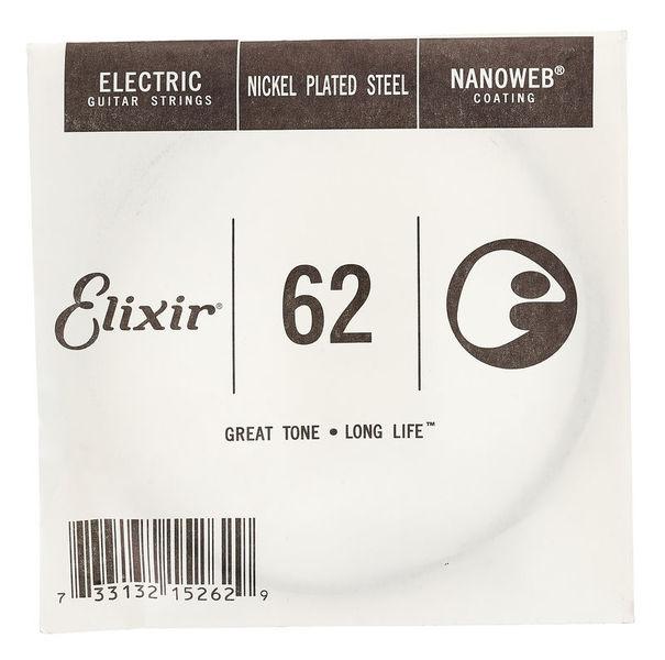 Elixir .062 Electric Guitar