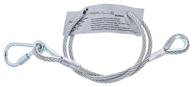 Stairville Safety Proline 100cm/6mm 35kg