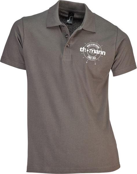 Thomann Polo-Shirt Grey XXL