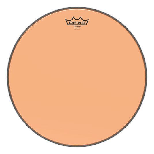"Remo 15"" Emperor Colortone Orange"