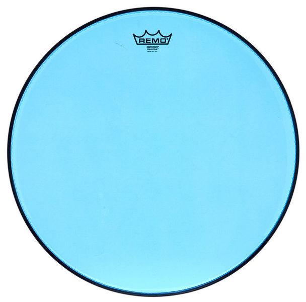 """Remo 18"""" Emperor Colortone Blue"""