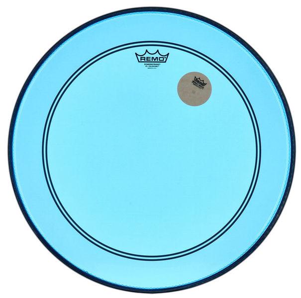 """Remo 20"""" P3 Colortone Batter Blue"""