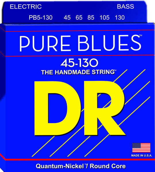 DR Strings PB5-45/130