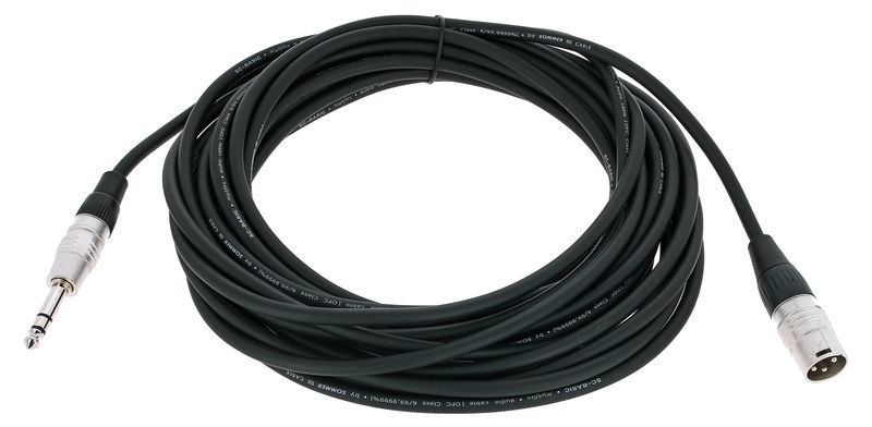 Sommer Cable Basic+ HBP-XM6S 9,0m