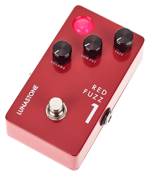 LunaStone Red Fuzz 1