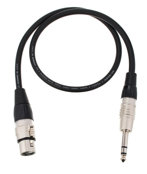 Sommer Cable Basic+ HBP-XF6S 0,6m
