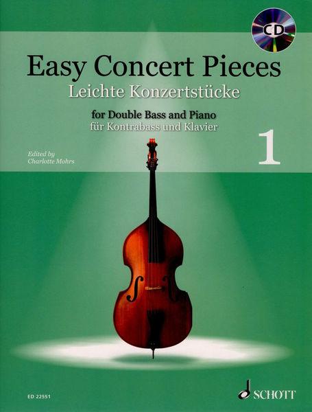 Schott Easy Concert Double Bass 1