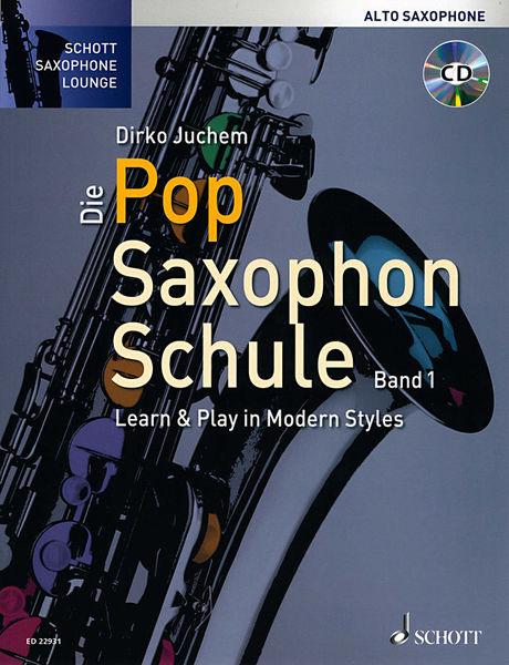 Schott Pop Saxophone Schule 1 A-Sax