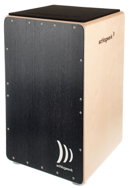 Schlagwerk CP5003 Precise OS Black Silver