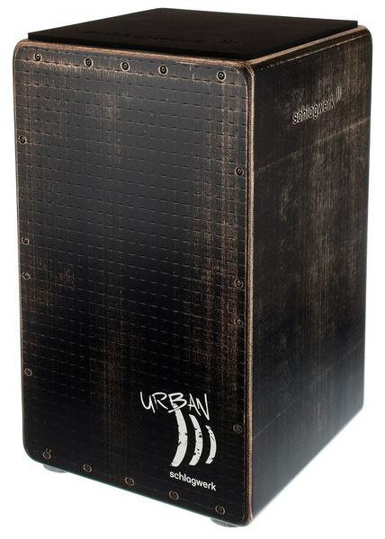 Schlagwerk CP5230 Urban OS Grunge Black