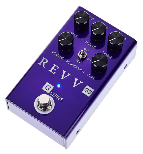 Revv G3 Distortion