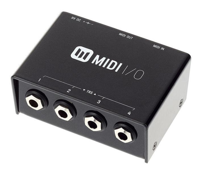 Meris MIDI I/O MIDI Interface