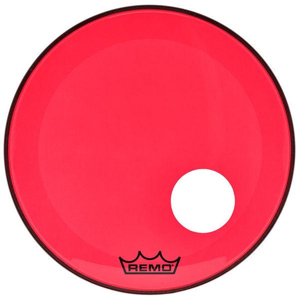 """Remo 22"""" P3 Colortone Reso Red"""