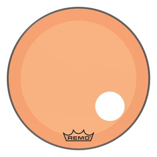 """Remo 24"""" P3 Colortone Reso Orange"""
