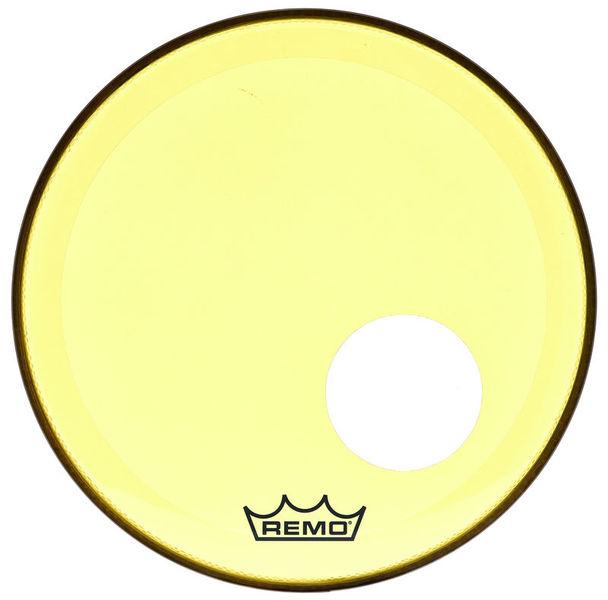 """Remo 18"""" P3 Colortone Reso Yellow"""