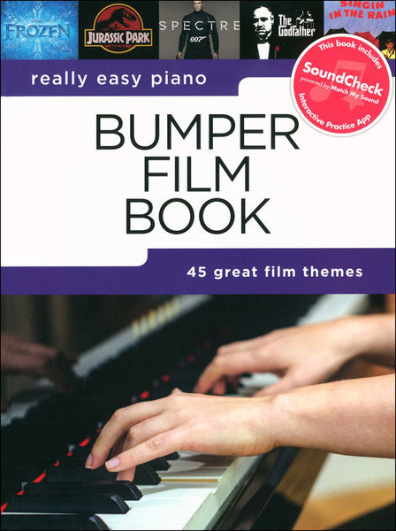 Hal Leonard Really Easy Piano Bumper Film