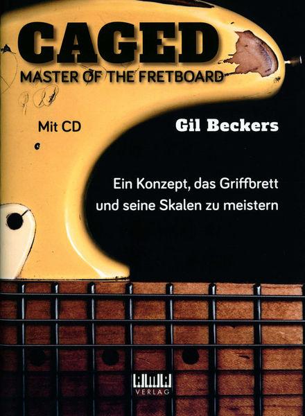 AMA Verlag Caged – Master Of Fretboard
