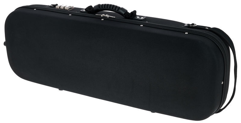 Roth & Junius Violin Oblong Case Eva BK 4/4