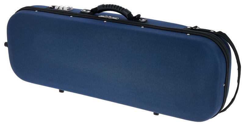 Roth & Junius Violin Oblong Case Eva BL 4/4