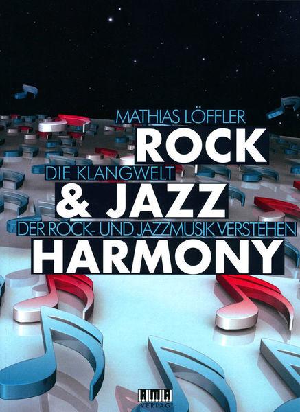 AMA Verlag Rock & Jazz Harmony