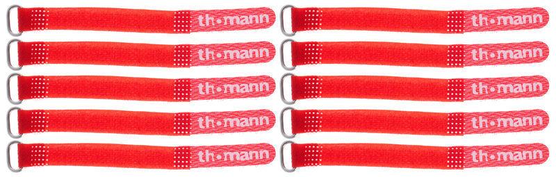 Thomann V1012 Red 10 Pack