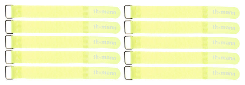 Thomann V2020 Yellow 10 Pack