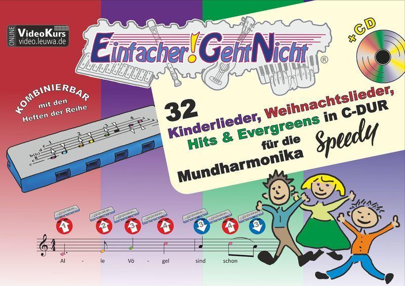 LeuWa-Verlag Kinder Weihnacht Speedy
