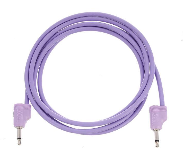 Tiptop Audio Stackcable Purple 150 cm